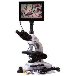 Microscopio digitale trinoculare Levenhuk MED D25T LCD