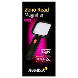 Lente d'ingrandimento Levenhuk Zeno Read ZR10 nera